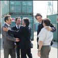 Gilbert Melki, Bruno Solo, Richard Anconina, Vincent Elbaz et José Garcia dans les premières images de  La Vérité si je mens 3 ! , en salles le 1er février 2012.