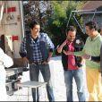 José Garcia, Vincent Elbaz, Bruno Solo, Gilbert Melki et Richard Anconina dans les premières images de  La Vérité si je mens 3 ! , en salles le 1er février 2012.