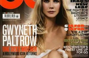 PHOTOS : Gwyneth Paltrow dans 'GQ' : habillée ? Non, pas trop...
