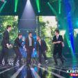 2nde Nature dans la bande-annonce de X Factor, diffusée le 10 mai 2011 sur M6