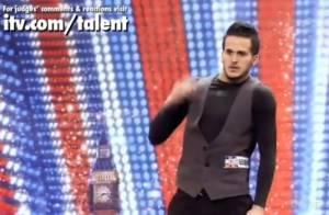 Britain's Got Talent : Un petit Français bluffe David Hasselhoff et le jury !