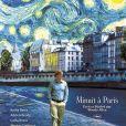 L'affiche de  Midnight in Paris , de Woody Allen, qui fera l'ouverture du Festival de Cannes 2011