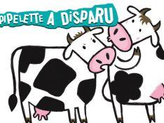 Les 2 Vaches : sans Pipelette, Savante trouve le temps long...