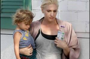 PHOTOS : Gwen Stefani maman poule!