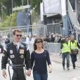 Si le prince Joachim a dû abandonner dans la seconde Classic Race d'Aarhus, ce week-end du 14 et 15 mai 2011 lui a permis de passer du temps avec sa femme la princesse Marie autour de leur passion automobile.