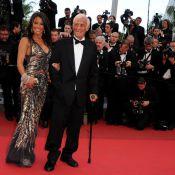 Cannes 2011 : Jean-Paul Belmondo honoré avec sa Barbara et tous ses amis !