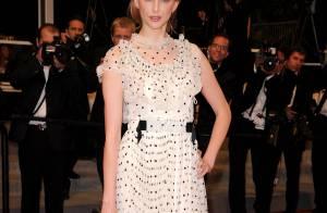 Cannes 2011 : Frédérique Bel, charmant oiseau d'une nuit particulière !