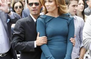 Jennifer Lopez au top : robe très moulante et baisers enflammés !