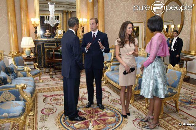photo rencontre kate et obama