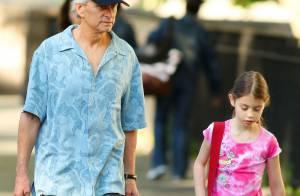 Michael Douglas : un papa poule en pleine forme avec sa fille !