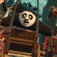 Des images de  Kung Fu Panda 2 , en salles le 15 juin 2011.