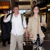 Emmy Rossum : La jolie brunette vous présente son nouveau et célèbre boyfriend !