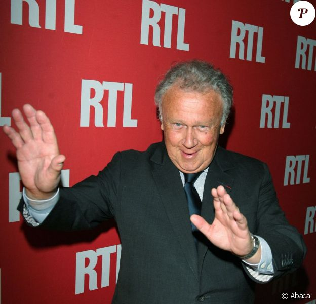 Philippe Bouvard en 2007