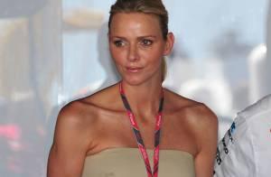 Charlene Wittstock affiche son bronzage pendant qu'Albert de Monaco se confie !