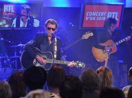 Un Johnny Hallyday exceptionnel lors d'un rendez-vous privé avec ses fans...