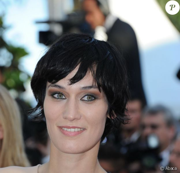Clotilde Hesme le 20 mai 2011 à Cannes