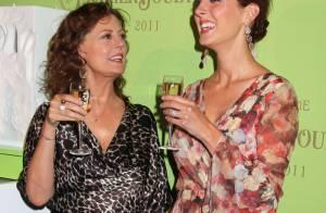 Susan Sarandon et sa fille Eva Amurri, soirée complice et pétillante !