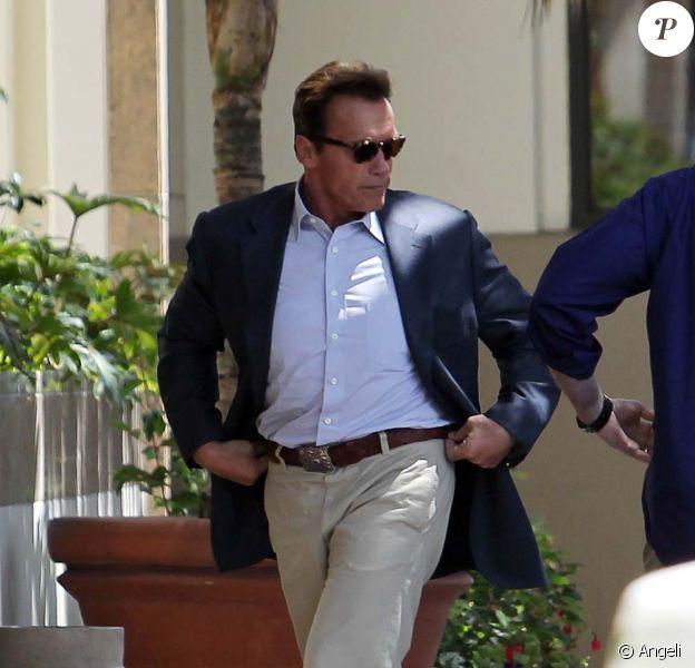 Arnold Schwarzenegger, à Los Angeles, le 1er juin 2011.