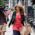 Kirstie Alley dans les rues de New York, le 4 juin 2011