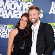 Nikki Reed et Paul McDonald lors des MTV Movie Awards qui se sont tenus au Gibson Theatre de Los Angeles, le 5 juin 2011.