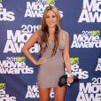 Amanda Bynes lors des MTV Movie Awards qui se sont tenus au Gibson Theatre de Los Angeles, le 5 juin 2011.