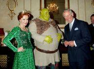 Le prince Charles a rencontré un célèbre ogre vert malicieux... pure rigolade !