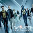 Des images de  X-Men : Le Commencement , sorti le 1er juin 2011.