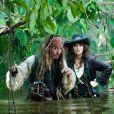 Des images de  Pirates des Caraïbes : La Fontaine de Jouvence , sorti le 18 mai 2011.