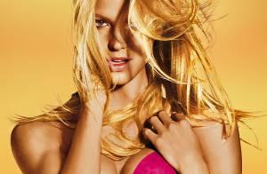 La sublime Erin Heatherton en tenues sexy pour Victoria's Secret...