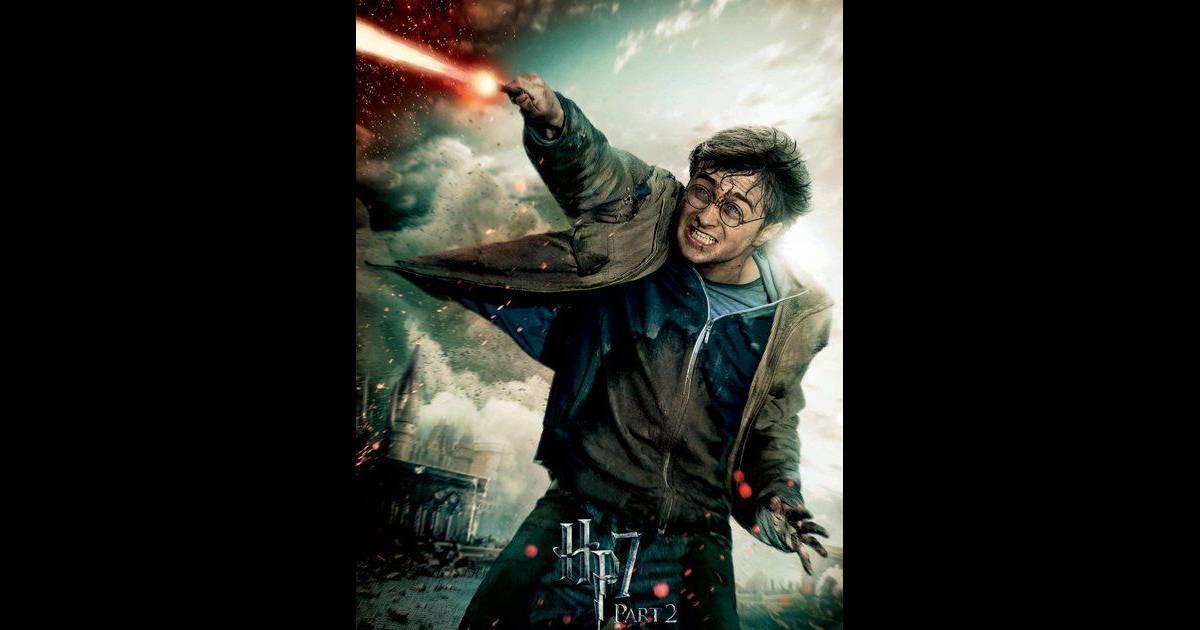 Harry potter dans harry potter et les reliques de la mort for Dans harry potter