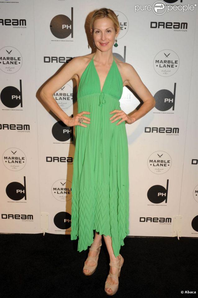 Kelly Rutherford à la soirée d'ouverture de l'hôtel Dream Downtown à New York le 15 juin 2011