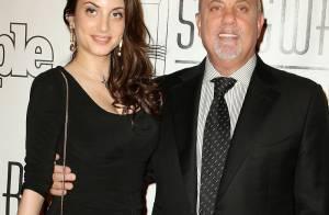 Billy Joel, fier de poser avec sa fille Alexa Ray, une beauté pleine d'avenir