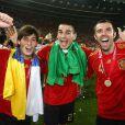 Le défenseur international espagnol du Real Madrid Raul Albiol a épousé le 17 juin 2011 sa compagne Alicia, mère de leurs deux filles, à Valence.