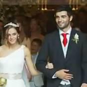 Raul Albiol a épousé sa belle Alicia : un mariage somptueux...
