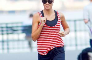 Heidi Klum : En plein effort ou en maman épanouie, elle rayonne
