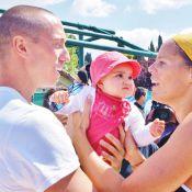Laure Manaudou et Fred Bousquet présentent enfin leur fille Manon, 14 mois !