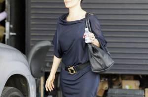 Salma Hayek, toujours ravissante même avec un look insolite