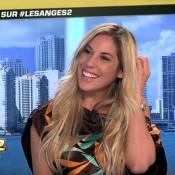 Anges de la télé-réalité 2: Marlène tâcle Cindy Sander et ses soucis capillaires