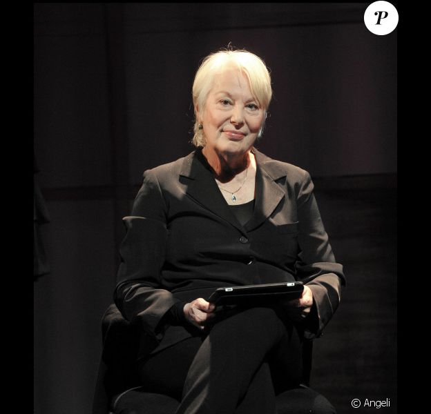 Bernardette Lafont en janvier 2011