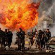 Josh Duhamel dans  Transformers 3 , en salles le 29 juin 2011.