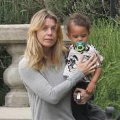 Ellen Pompeo: Son adorable Stella n'arrive pas à la faire sourire... quelle peste