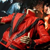 Michael Jackson : Le blouson de Thriller adjugé