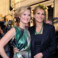 Grace Gummer et Julia Roberts lors de l'avant-première du film Il n'est jamais trop tard à Los Angeles le 27 juin 2011