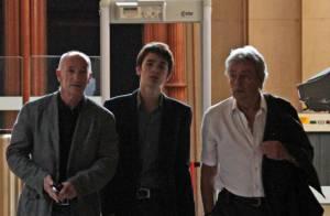 Alain-Fabien Delon, présenté au juge samedi après le coup de feu accidentel !
