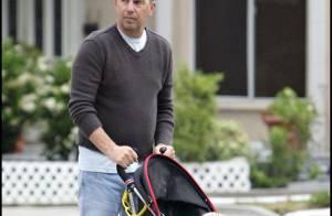 PHOTOS EXCLUSIVES : Kevin Costner, un papa poule...