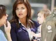 Tiffani Thiessen : Pas question de quitter sa fille, même pour quelques heures