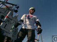 Taïg Khris a explosé le record du monde de saut à roller !