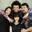 Kev'Adams et sa famille au grand complet !