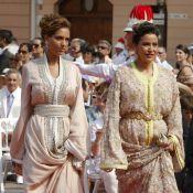 Mariage d'Albert et Charlene: Lalla Soukaina, princesse du Maroc, éblouit Monaco