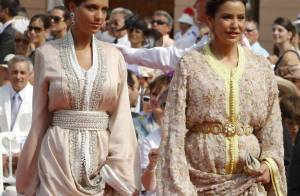 mariage dalbert et charlene lalla soukaina princesse du maroc blouit monaco - Mariage Lalla Soukaina